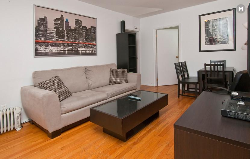 Flat 56m² 2 bedrooms - New York Manhattan - 1