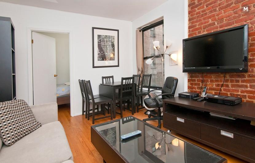 Flat 56m² 2 bedrooms - New York Manhattan - 5