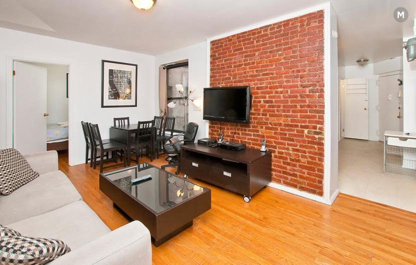 Flat 56m² 2 bedrooms - New York Manhattan - 6