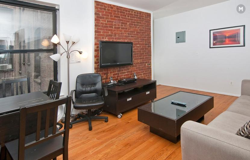 Flat 56m² 2 bedrooms - New York Manhattan - 7