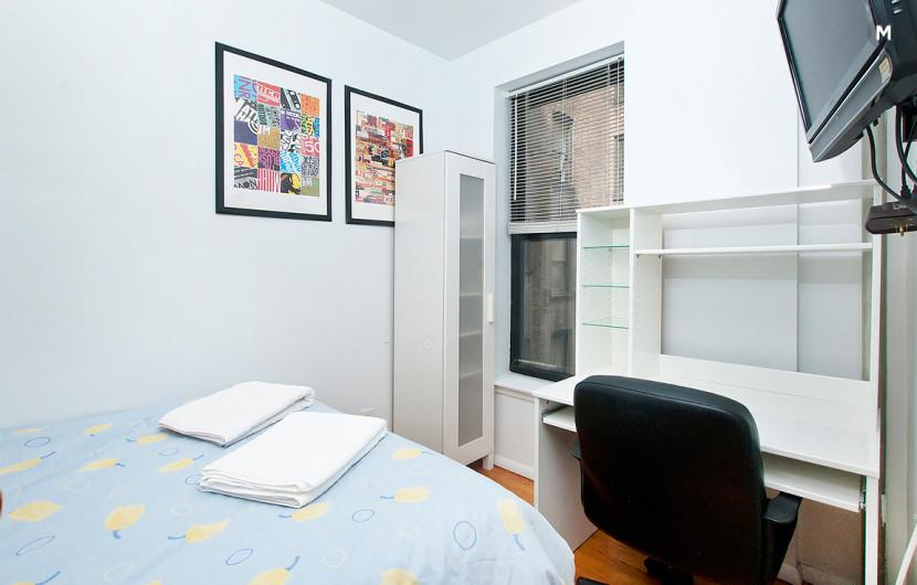 Flat 56m² 2 bedrooms - New York Manhattan - 14