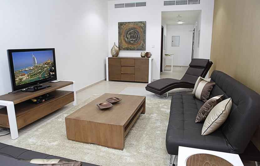 Flat 160m² 2 bedrooms - Dubai - 1