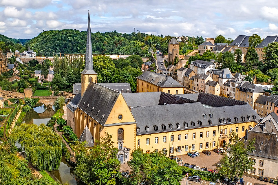 LUXEMBOURG - 1