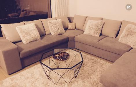 Flat 160m² 2 bedrooms - Schaerbeek