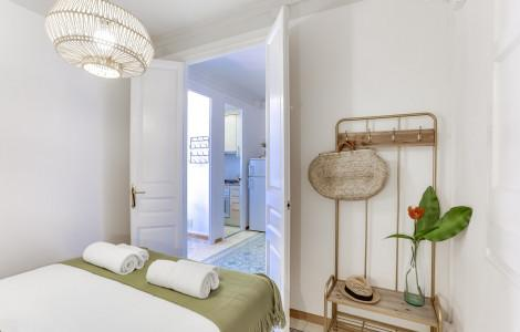 Appartement 39m² 2 chambres - Barcelone Eixample