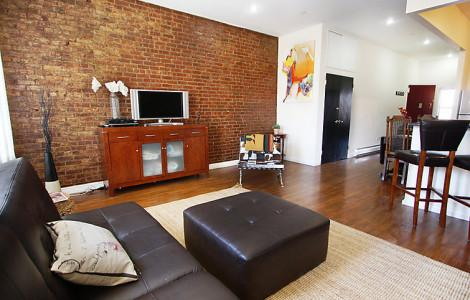 Flat 70m² 2 bedrooms - New York Manhattan