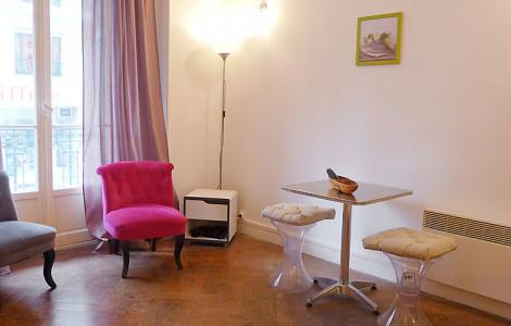 Studio 31m² - Nizza