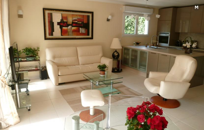 Flat 90m² 2 bedrooms - Cannes