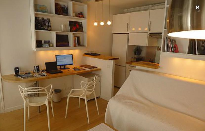 Flat 32m² 1 bedroom - Paris - 1
