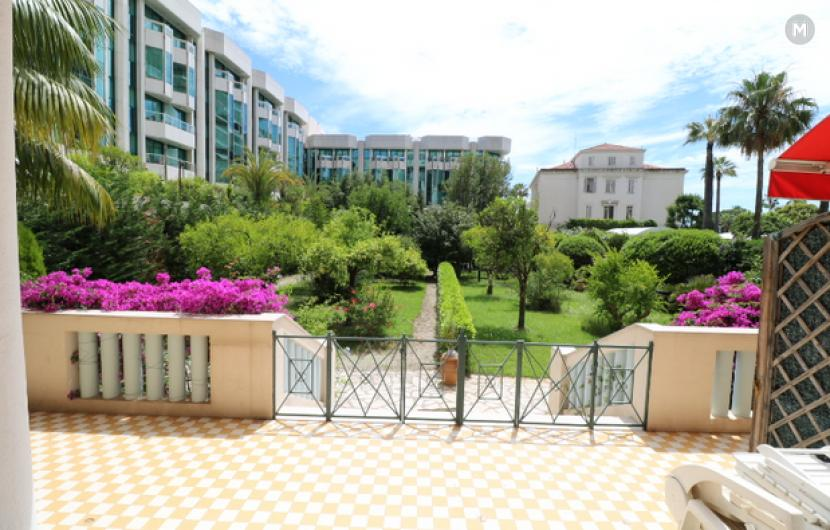 Flat 100m² 2 bedrooms - Cannes - 1