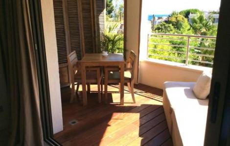 Junior Suite with Sea View and Terrace - 4