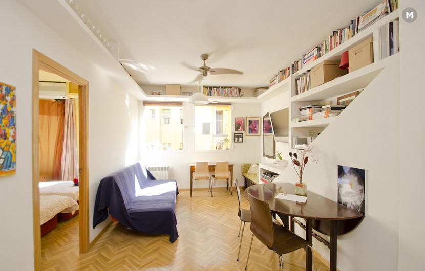 Flat 50m² 1 bedroom - Madrid Centro