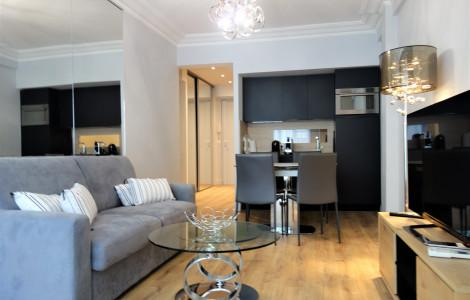 Appartement 48m² 2 chambres - Cannes