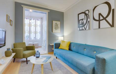 Appartement 135m² 3 chambres - Barcelone
