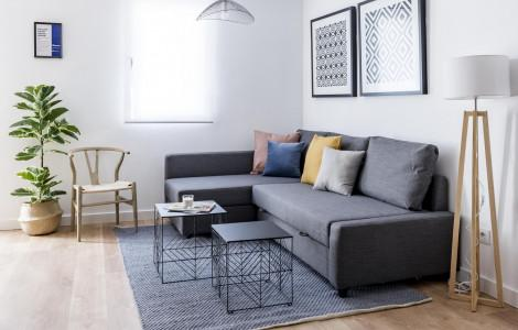Appartement 65m² 3 chambres - Madrid - 1