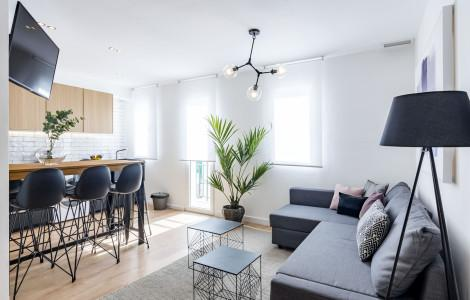Appartement 65m² 3 chambres - Madrid