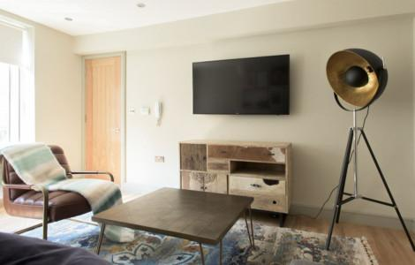 Appartement 3 chambres - Londres - 1