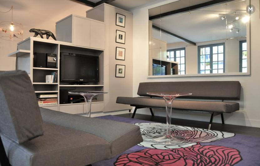 Studio 37m² - Paris