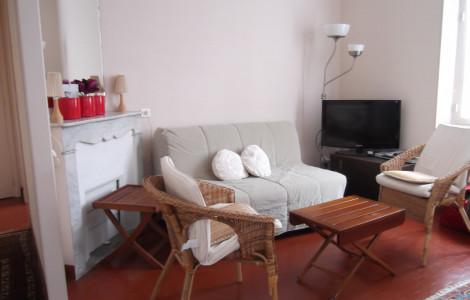 Appartement 56m² 2 chambres - Cannes