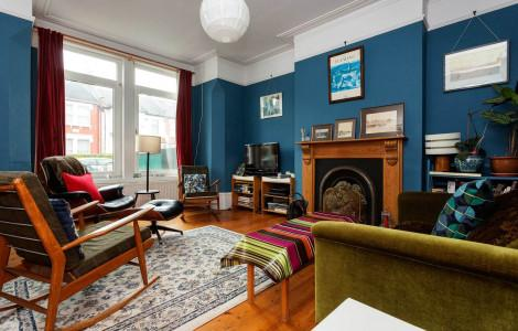 Accommodation 3 bedrooms - London