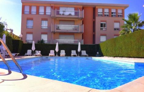 Appartement 55m² 2 chambres - Cannes