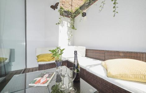 Appartement 87m² 2 chambres - Barcelone