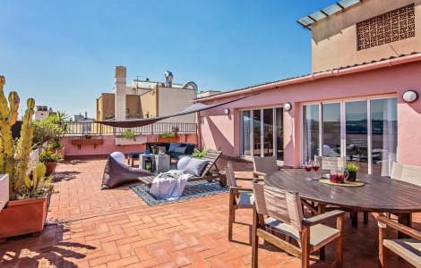 Appartement 87m² 2 chambres - Barcelone Eixample