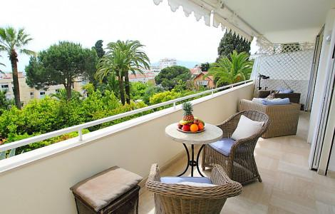 Appartement 85m² 2 chambres - Cannes