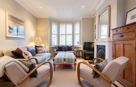 Accommodation 5 bedrooms - London