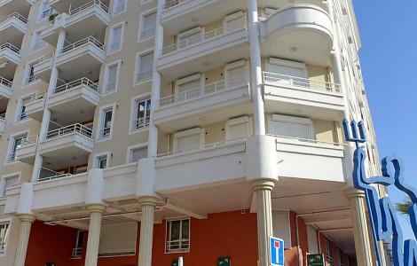 Appartement 47m² 1 chambre - Nice