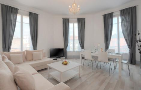 Flat 135m² 3 bedrooms - Cannes - 1
