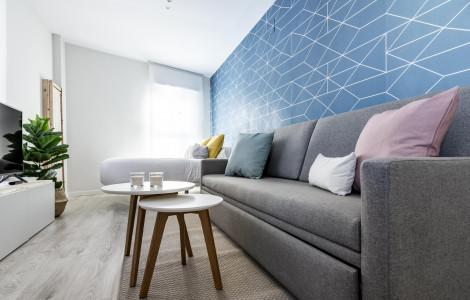 Studio 30m² Madrid