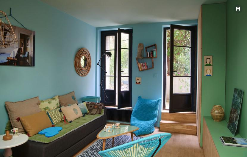 Studio 21m² - Paris