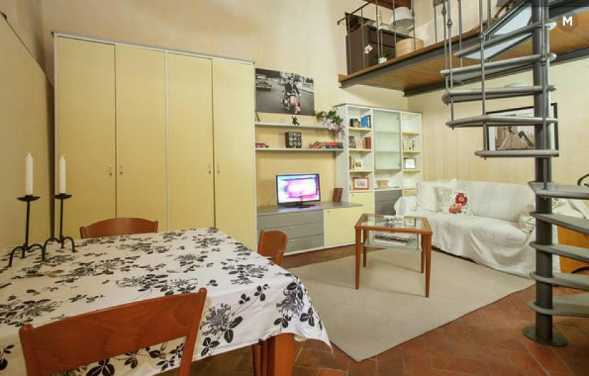 Appartement 65m² - Florence - 1