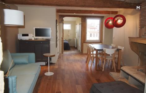 Apartamento 80m² 3 dormitorios - Lyon 5th arrondissement of Lyon - 1