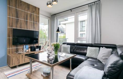 Appartement 2 chambres - Gdansk