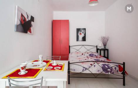 Accommodation 17 m² 1 bedroom - Salamis Island