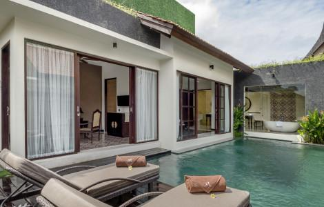 Villa / Detached house 75m² 2 bedrooms - North Kuta