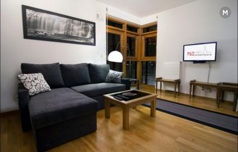 Flat 65m² 2 bedrooms - Warsaw