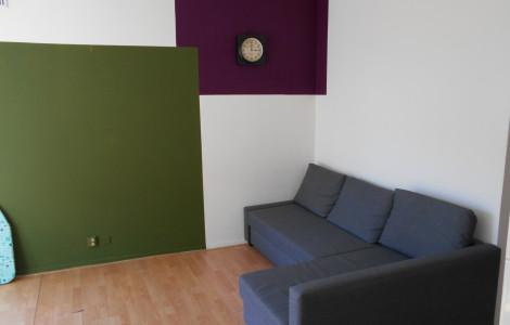 Accommodation 10m² 2 bedrooms - Amsterdam