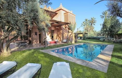 Villa / Detached house 250m² 4 bedrooms - Marrakech Palmeraie
