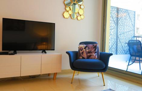 Appartement 80m² 2 chambres - Nice - 1