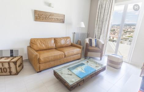 Flat 68m² 2 bedrooms - Cannes