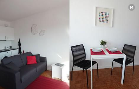 Flat 30m² 1 bedroom - Lyon 3rd arrondissement of Lyon