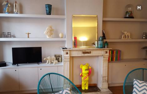 Flat 85m² 1 bedroom - Brussels