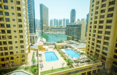 Flat 117m² 1 bedroom - Dubai