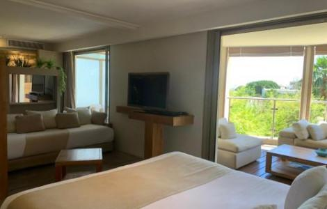Royal Suite with Terrace and Sea View 2 Adult  - 2