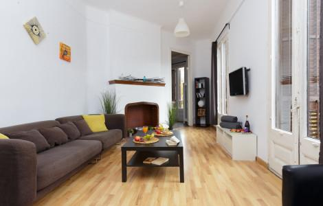 Appartement 190m² 7 chambres - Barcelone