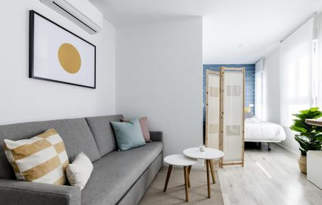 Studio 30m² - Madrid