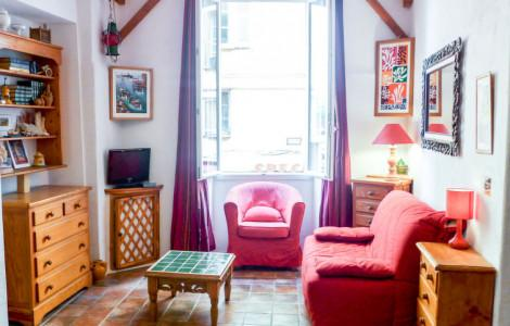 Appartement 55m² 1 chambre - Nice